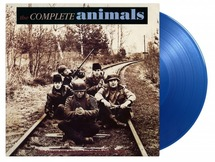 The Animals - The Complete Animals (Blue Vinyl)