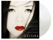 John Williams - Memoirs Of A Geisha (OST) (White Vinyl)