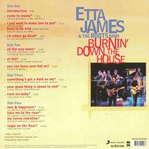 Etta James - Burnin