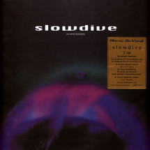Slowdive - 5 EP - In Mind Remixes (Blue & Red Vinyl)