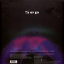 "Slowdive - 5 EP - In Mind Remixes (Blue & Red Vinyl) [12""]"