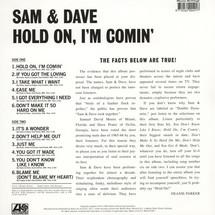 Sam & Dave - Hold On, I