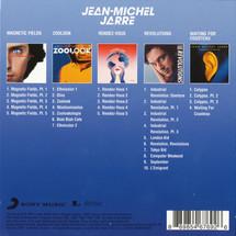 Jean-Michel Jarre - Original Album Classics
