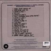 Bobby J From Rockaway / Daru Jones - One Mic & Drum Breakstrumentals