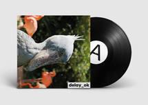delay_ok - Modern Uganda (Black Vinyl)