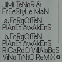 Jimi Tenor / Freestyle Man / Ricardo Villalobos - Forgotten Planet Awakens