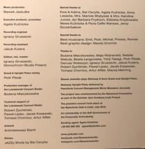 Jaskułke Sextet - Komeda Recomposed [2LP]