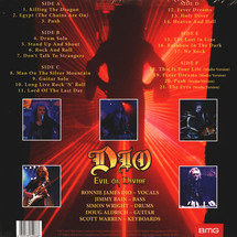 Dio - Evil Or Divine: Live In New York City (Lenticular Limited Edition) [3LP]