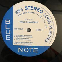 Paul Chambers - Bass On Top (Tone Poet) [LP]