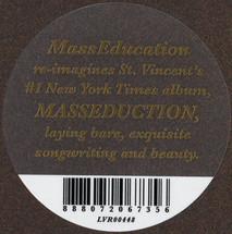 St. Vincent - MassEducation [LP]