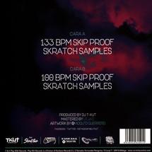 """DJ T-Kut - Skratch Practice Vol. 2 (Neon Magenta) [7""""]"""