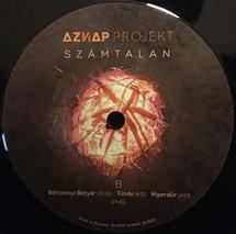 AZNAP Projekt - Számtalan [LP]