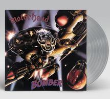 Motorhead - Bomber (Silver Vinyl LTD)
