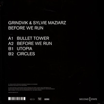 Grindvik / Sylvie Maziarz - Before We Run