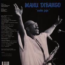 Manu Dibango - Waka Juju (Clear Vinyl)