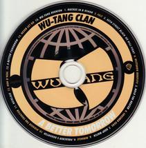 Wu-Tang Clan - A Better Tomorrow [CD]