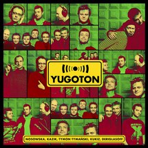 Yugoton - Yugoton (Limited Yellow Vinyl) [LP]