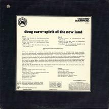 Doug Carn - Spirit Of The New Land [LP]