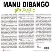 Manu Dibango - Africadelic [LP]