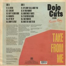 Dojo Cuts - Take From Me (Limited Clear Vinyl) [LP]