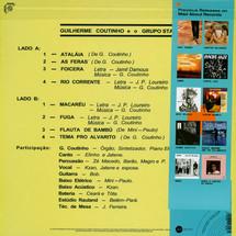 Guilherme Coutinho E O Grupo Stalo - Guilherme Coutinho E O Grupo Stalo [LP]