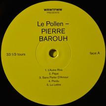 "Pierre Barouh - Le Pollen [LP+7""]"