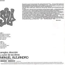 Sola - Un Muneco De Madera [LP]