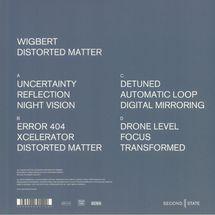 Wigbert - Distorted Matter (2LP+MP3)
