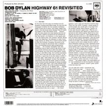 Bob Dylan - Highway 61 Revisited (Clear Vinyl) [LP]