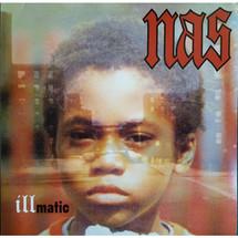 Nas - Illmatic (Clear Vinyl Edition)
