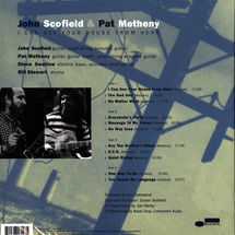 John Scofield - I Can See Your House From Here (Tone Poet) [2LP]