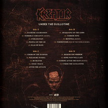 Kreator - Under The Guillotine - The Noise Records Anthology [2LP]