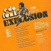 VA - Edo Funk Explosion Vol.1 (2LP + Booklet)