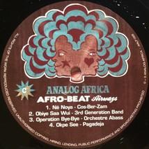 VA - Afro-Beat Airways [2LP]