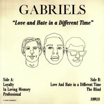 Gabriels - Love And Hate In A Different Time