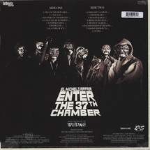 El Michels Affair - Enter The 37th Chamber (Gold Vinyl Edition)