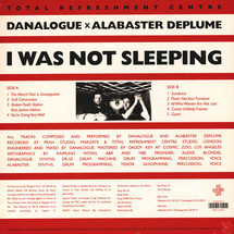 Danalogue / Alabaster DePlume - I Was Not Sleeping