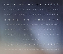 Pat Metheny - Road To The Sun (Signed Edition)