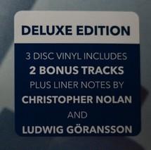 Ludwig Göransson - Tenet (OST) [3LP]