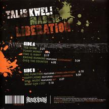 Talib Kweli - Liberation [LP]
