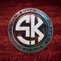 Adrian Smith / Richie Kotzen - Smith / Kotzen (Red/Black Smoke Vinyl - Limited Edition)