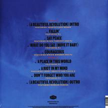 Common - Beautiful Revolution Part 1 (Red & Blue Swirl Vinyl Edition) [LP]