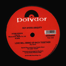 "Roy Ayers Ubiquity - Running Away / Love Will Bring Us Back Together [12""]"