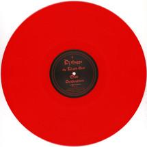 DJ Muggs The Black Goat - Dies Occidendum (Red Vinyl Edition) [LP]