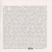 Kalabrese - Independent Dancer (2LP+MP3)