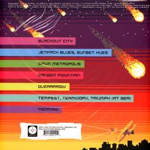 Anamanaguchi - Dawn Metropolis (Sunset Hues Coloured LP+MP3)