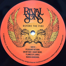 Rival Sons - Before The Fire [LP]