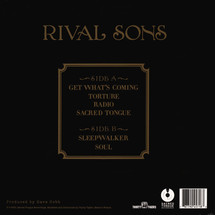 Rival Sons - Rival Sons EP
