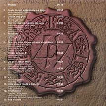 Kaliber 44 - Księga tajemnicza. Prolog [CD]