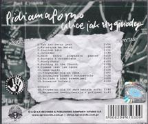 Pidżama Porno - Ulice jak stygmaty: Absolutne rarytasy [CD]